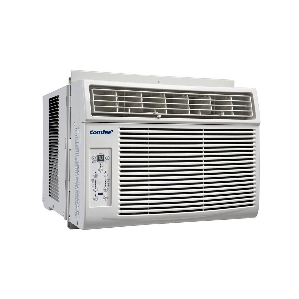 115v comfee r410a window unit cool wizard air for 1800 btu window air conditioner
